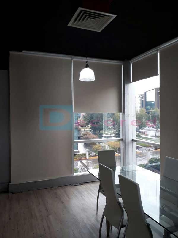 Cortinas roller a medida blackout decored cortinas - Cortinas roller black out ...
